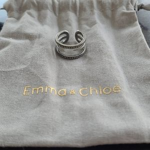Emma & Chloe ring